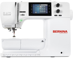 Machine à coudre BERNINA 475 QE