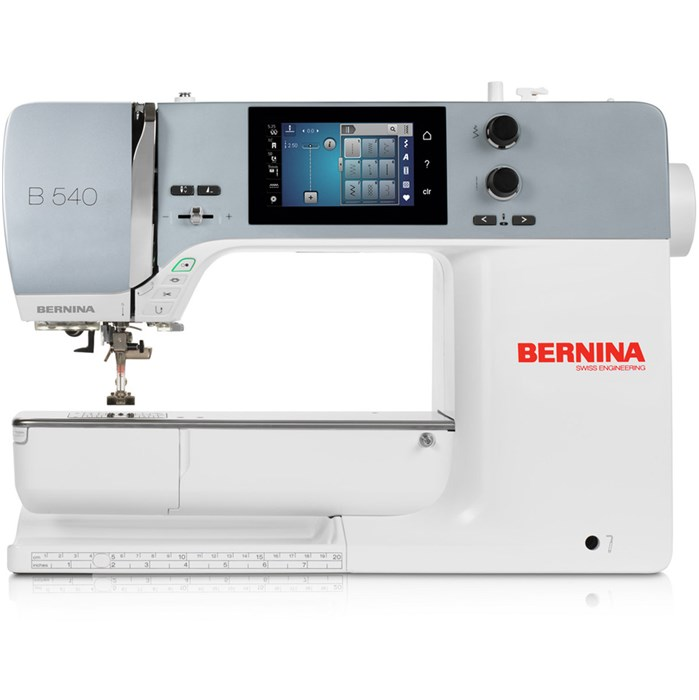 Machine à coudre BERNINA 540 +